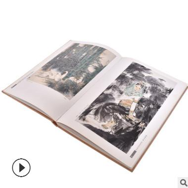 企业宣传册印刷公司画册印刷目录册图册手册精装样本广告设计定制