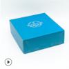 厂家定制彩色印刷天地盖正方形扁平通用化妆品包装盒可加印logo