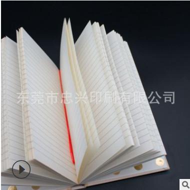 精装笔记本定制 学生笔记本 办公室笔记本印刷定制 LOGO印刷定制