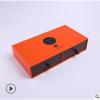 厂家定做中秋月饼礼品盒 硬纸板抽拉食品包装礼盒 抽屉盒定制logo