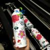 深圳3d浮雕保温杯打印机 高清环保uv打印设备 图文定制真空杯印刷