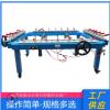 产地货源机械式链条绷网机拉网机河南新乡振动筛制作机器规格可定