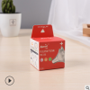 彩色折叠包装盒面膜外包装彩盒 化妆品礼盒定制logo