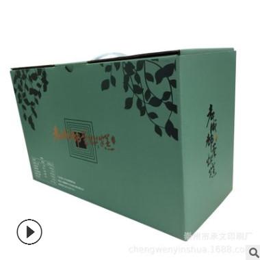 厂家定制烘烤食品包装箱大型彩色飞机盒手提箱大型彩色纸箱可定制