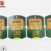 卷筒食品标签厂家 印刷蜂蜜瓶标签贴纸 瓶贴蜂蜜不干胶标签定做