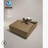 工厂定做牛皮纸食品包装 环保纸盒供应 精美丝带礼盒包装