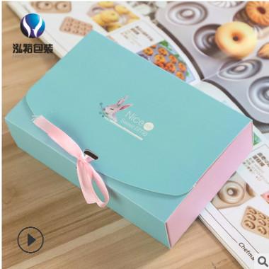 彩盒现货 食品级盒子供应烘焙蛋糕包装盒 纸盒定制供应批发定制