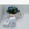 可定制高档30毫升美容液礼盒男士女士香水包装盒头发保湿液礼盒