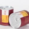 厂家定制 圆筒花茶易拉盖纸罐礼品盒 瓜蒌子包装罐 花草茶包装