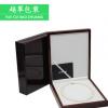 0591包装盒珍珠项链盒子珠宝盒子定制首饰盒木质厂家现货