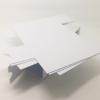 厂家直销白色化妆品E瓦楞内衬定制食品包装盒瓦楞纸内衬盒定做