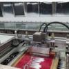 跑台版印刷机 自动跑台印花机 厚版印刷机 电动印花机