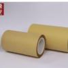 80g姜黄格拉辛双面面离型纸,硅油纸厂家直销