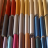 供应各种颜色拉丝烫金纸 双面拉丝金银烫金箔 烫印膜 耐刮加厚型