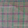 【厂家】色织格子 条子粗麻布 黄麻布