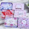 婚庆用品长方形可放烟结婚喜糖盒子婚礼糖果盒创意铁盒中欧式现货
