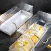 定制透明手提蛋糕卷包装盒毛巾卷盒子瑞士卷小西点甜点烘焙包装盒