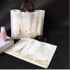 巴黎铁塔现货塑料袋服装包装袋手提袋胶袋女装袋