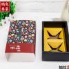 新品白卡纸蜂蜜专用包装袋定制礼品袋盒子手提纸袋礼品盒印刷logo