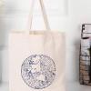 定制款优惠促销棉布袋印花 帆布购物袋 购物广告帆布手提袋子