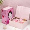 现货礼品盒子网红化妆品生日礼盒包装盒情人节ins风礼物盒空盒子