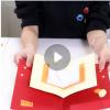 A4彩色硬卡纸 180克绘画手工卡纸 装饰纸 手绘贺卡儿童DIY卡纸