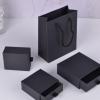 抽屉盒首饰包装盒纸 天地盖饰品盒 戒指表礼品盒定做品质保证定制