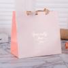 厂家直销精美婚礼礼品袋 婚庆喜糖袋伴手礼情人节手提袋现货批发