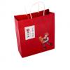 定制加工牛皮纸打包袋快餐手提纸袋外包装外卖包装盒手提纸袋LOGO
