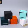 厂家生产定制整套欧式金冠手表盒天地盖盒封套礼品包装彩盒制作