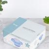 白卡彩盒UV磨砂化妆品纸盒定做牛皮纸开窗食品面膜包装盒定制