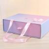情人节伴手礼礼盒渐变婚庆喜糖礼品盒化妆品礼物包装盒硬纸盒批发