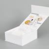 厂家礼盒定制 化妆品护肤品高档礼品盒 翻盖天地盖可印刷logo