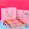 现货月饼盒包装盒中秋节手提高档创意礼品盒粒装礼盒套装批发定做