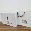 茶叶包装盒茗家白茶五合一手提礼盒茶叶罐包装厂家直销白茶包装盒
