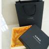 现货皮带包装盒腰带礼品盒绸布精品礼物盒定制彩印天地盖绸布纸盒