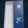 新款情人节520鲜花礼盒长方形包装纸盒玫瑰花盒厂家直销定制logo