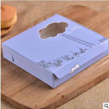 韩版新款礼品包装盒创意生日礼物纸盒 儿童卡通精美礼品盒定做