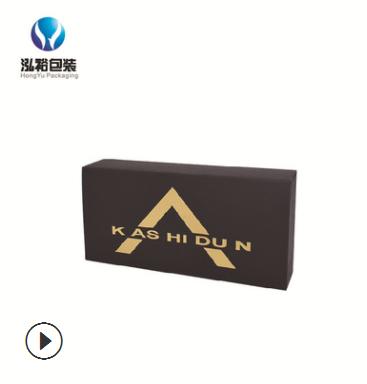 定做各类天地盖礼盒 特种纸烫金印刷纸盒包装 巧克力礼品专用礼盒