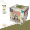 厂家直销新款圣诞礼品彩盒 糖果彩盒精美包装盒 免费设计量大价忧