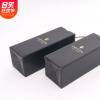 黑卡纸通用包装高档手提红酒礼盒烫金印刷茶叶纸盒定制伴手礼盒