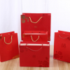 创意中国风烫金喜庆用品纸袋结婚喜糖伴手礼礼品袋喜糖袋可定制