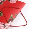 精品围巾礼品包装盒丝绸围巾元宝盒现货批发定制