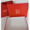 厂家促销羊绒羊毛围巾礼品盒上海故事天地盖白卡纸盒节日商务礼盒