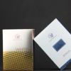 定做电商畅销面膜包装盒 十片装通用银卡化妆品彩盒面膜纸盒印刷
