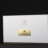 定做五片装面膜盒 抽屉式精装手工礼品折盒面膜包装彩盒印刷定制