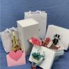 原版迪家口红袋礼品盒D家购物袋香水礼品袋包装盒化妆品纸袋盒子