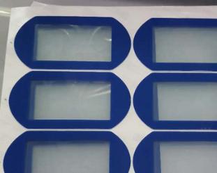定制铝牌 不锈钢腐蚀金属标牌 印刷铭牌 PC贴膜镜片 按键面板