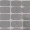 厂家定制生产印刷 标牌贴膜面板 PC标牌铭牌 PVC 额温枪面盖