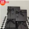 新款创意蝴蝶结可乐礼品盒高档化妆品盒精美围巾包装礼盒现货批发